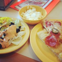 Photo taken at Cicis by Teri on 8/29/2012