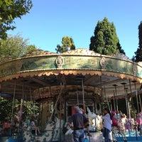 Photo taken at Parc de Bercy by joel r. on 9/8/2012