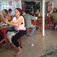 Photo taken at Mercado Municipal de Campinas by Hidemi N. on 8/30/2012