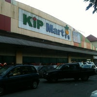 Photo taken at KIP Mart by DariusHaikal on 6/22/2012