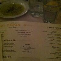 Photo taken at Romano's Macaroni Grill by Allyson B. on 2/26/2012