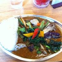 Foto tomada en カレーの店 プーさん por Hiro E. el 2/3/2012