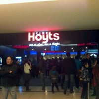 Photo taken at Hoyts by Daniel C. on 5/12/2012