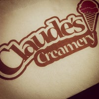 Photo taken at Claude's Creamery by Austin L. on 5/29/2012