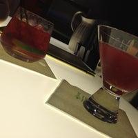 Photo taken at CitySen Lounge by Josh B. on 7/3/2012