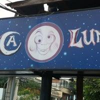 Photo taken at Loca Luna by Javier H. on 4/18/2012