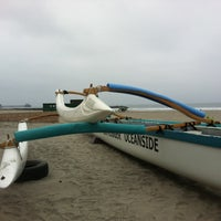 Photo taken at Oceanside Harbor N Jetty by Wil Willie-Kai P. on 5/13/2012
