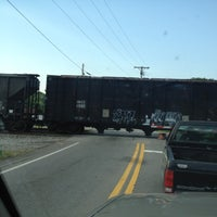 Photo taken at Stuck At The Train by Saint M. on 6/29/2012