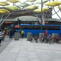 Photo taken at Stratford Centre by M4NOR4 on 7/9/2012
