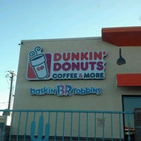 Photo taken at Dunkin Donuts by Vincent M. on 6/7/2012