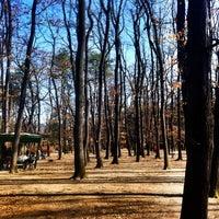 Photo taken at Борисова градина by Ivan D. on 3/18/2012