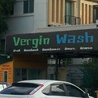 Photo taken at Vergin Wash by ♪♥★ⓒⓗⓐⓣⓒⓗⓐⓡⓘⓝ★♥♪ on 4/16/2012