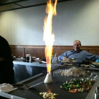 Photo taken at Fuji Japanese Steakhouse by Liza B. on 5/1/2012