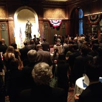 Photo taken at The Union League of Philadelphia by Christopher W. on 3/15/2012