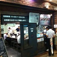 Das Foto wurde bei Tsukemen Tetsu von Yukix am 9/4/2012 aufgenommen