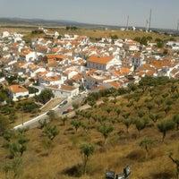 Photo taken at Castelo de Arraiolos by Cristina S. on 8/18/2012