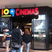 Photo taken at 109 Cinemas by tomoo1964 on 7/22/2012