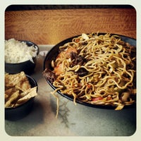 Photo taken at YC'S Mongolian Grill by Rich G. on 6/23/2012