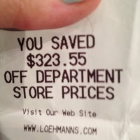 Photo taken at Loehmann's by Jessica S. on 5/4/2012