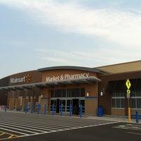 Photo taken at Walmart by David S. on 6/22/2012