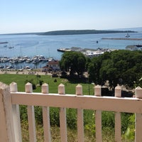 Photo taken at Fort Mackinac by Denise M. on 7/13/2012