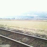 Photo taken at 寺坂水源 by shigeki m. on 2/4/2012