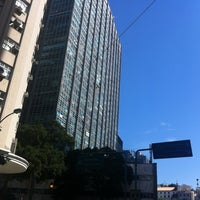 Photo taken at Shopping Avenida Central by Bruno L. on 8/21/2012