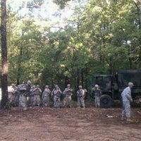 Photo taken at Pelham Range by Nick J. on 7/13/2012
