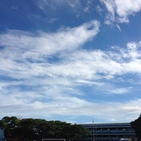 Photo taken at Surasakmontree School by Parnko S. on 8/28/2012