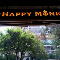 Photo taken at The Happy Monk by Michael M. on 3/16/2012