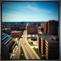 Photo taken at Michigan State University College Of Human Medicine - Secchia Center by Zach W. on 6/4/2012