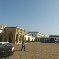 Photo taken at Palais Présidentiel De Carthage by Souhail A. on 7/7/2012