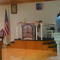 Photo taken at Etowah Masonic Lodge # by Jason G. on 3/16/2012