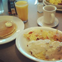 Photo taken at River Falls Family Restaurant by Todd H. on 8/19/2012