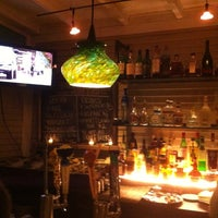 Photo taken at Oyster Club by Thor C. on 7/28/2012
