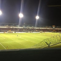 Foto tomada en Estadio 3 de Marzo por Luis P. el 8/1/2012