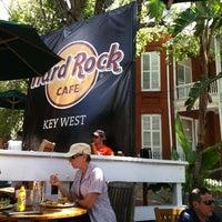Photo taken at Hard Rock Cafe Key West by Linda M. on 3/19/2012