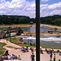 Photo taken at U.S. National Whitewater Center by Rolando B. on 5/28/2012