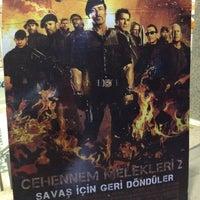 9/3/2012 tarihinde Sinan Ş.ziyaretçi tarafından Cineplex'de çekilen fotoğraf