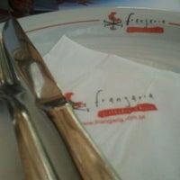 Photo taken at Frangaria by Rose M. on 8/30/2012