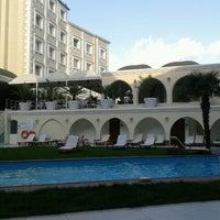 7/29/2012 tarihinde Sezgin A.ziyaretçi tarafından Holiday Inn Istanbul City'de çekilen fotoğraf