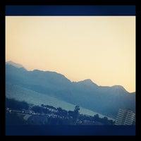Photo taken at Antalya - Kemer Yolu by rumeysa on 4/23/2012