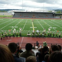 Photo taken at Renton Memorial Stadium by Shawn S. on 7/1/2012