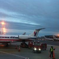 Photo taken at Terminal 8 by David G. on 4/30/2012