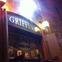 Photo taken at Griffin's Irish Pub by Flutist B. on 3/25/2012