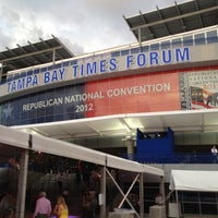 Photo taken at 2012 Republican National Convention by Amy K. on 8/31/2012