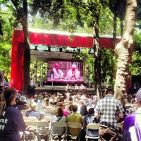Photo taken at The Great GoogaMooga by Brian James T. on 5/21/2012