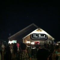 Photo taken at The Pearl Restaurant by Emily Q. on 7/15/2012