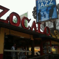 Photo taken at Zocalo Mexican Kitchen & Cantina by The Joy Writer J. on 7/21/2012