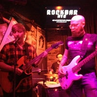 Photo taken at Rock Bar by Honora D. on 3/11/2012